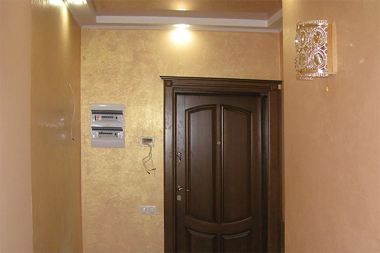 Трикімнатна квартира на Сихові